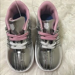New K Swiss Infant Shoes Size 8.5 sneakers. No box